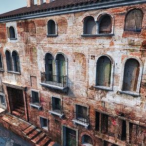 3d venice palace