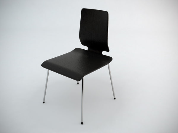 Ikea Gilbert Chair 3d Obj