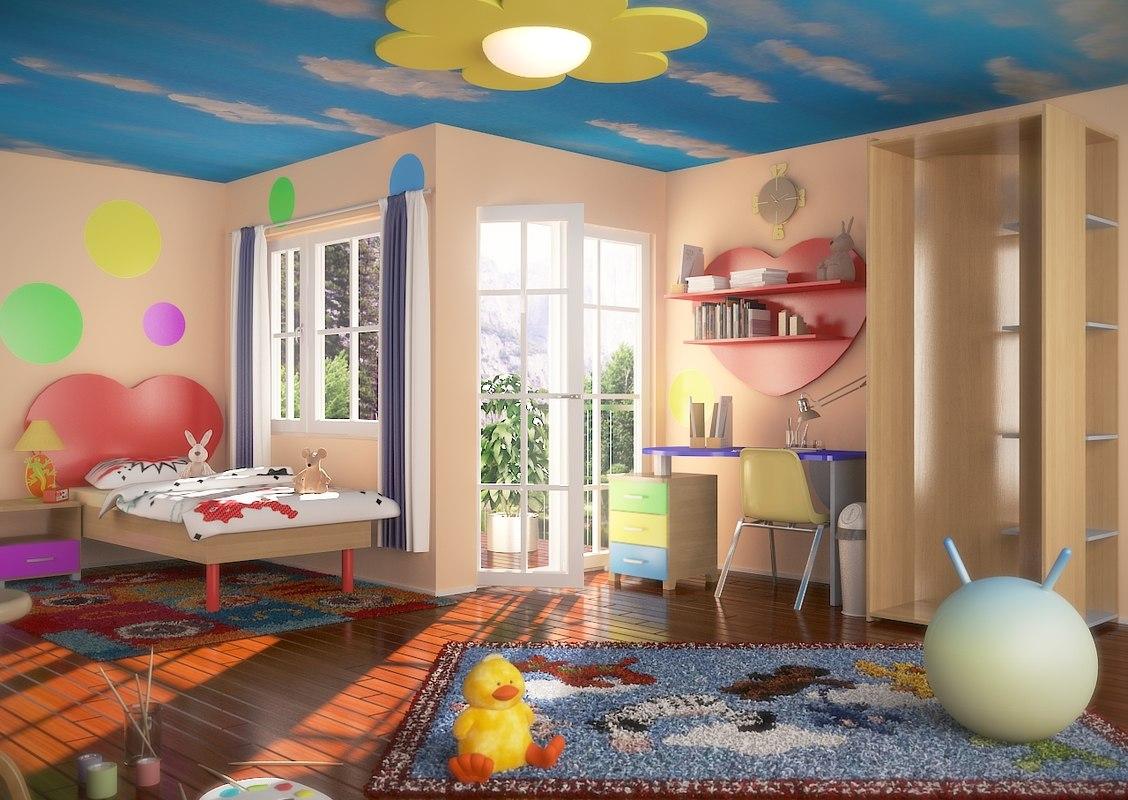 maya children s room
