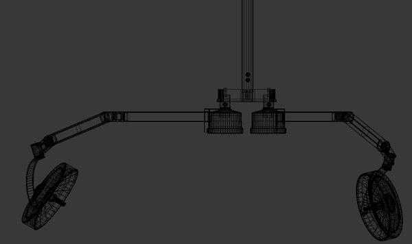 free max model centurion lamp