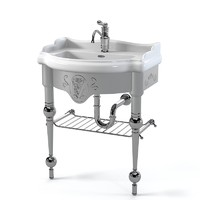 Migliore console Pedestal classic bathroom furniture