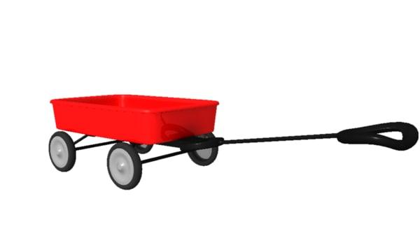 kids toy wagon ma