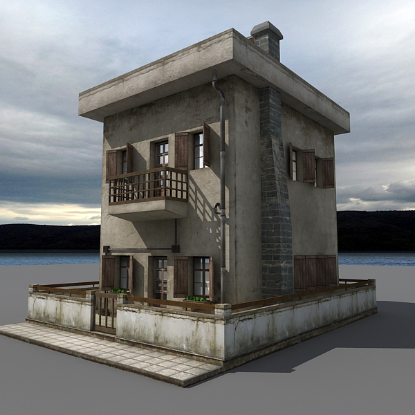 max house building