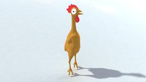 maya rubber chicken