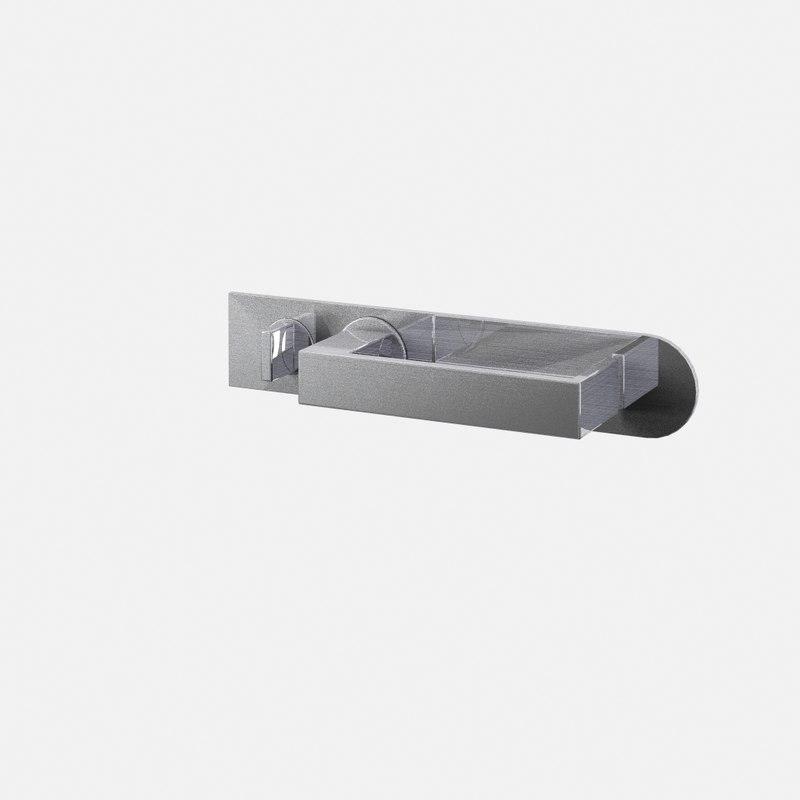 handle doors 3d max