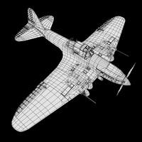 3d il-2 shturmovik