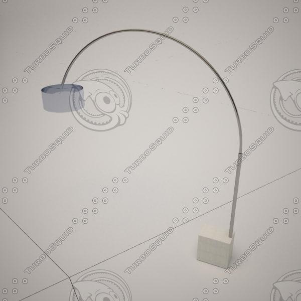 raduga floor lamp cattelan max