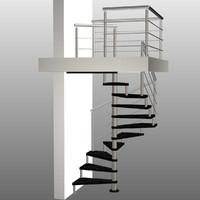 max staircase inox