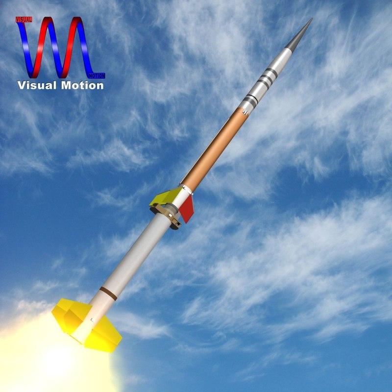 cob nasa rocket terrier-improved malemute