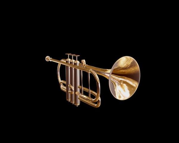 3ds classic trumpet
