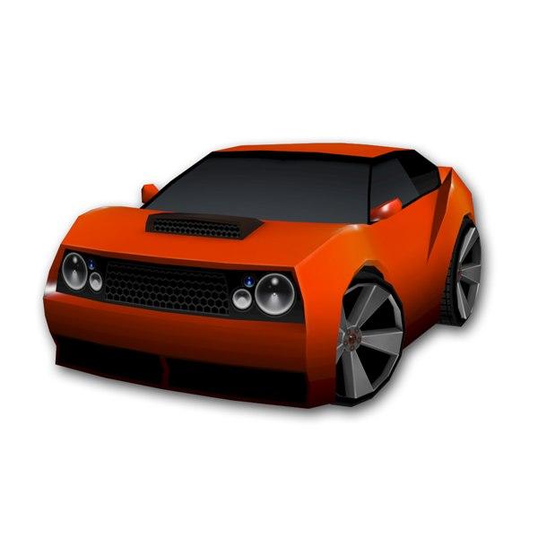 race car max