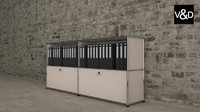USM - Modular Furniture  Collection Vol. 1