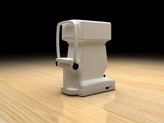 max autorefractometer