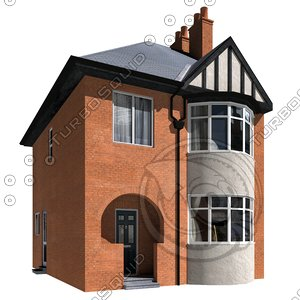 3d model of house architectural