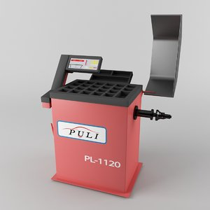 max tire balance machine