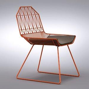 max farmhouse chair