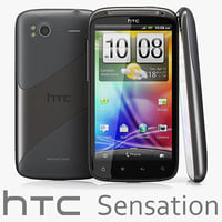 3ds max htc sensation black white