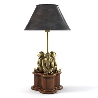 Imperia Bogacho Monkey  table lamp