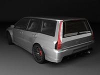 Mitsubishi Lancer Evolution IX Wagon