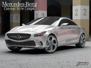 mercedes concept max