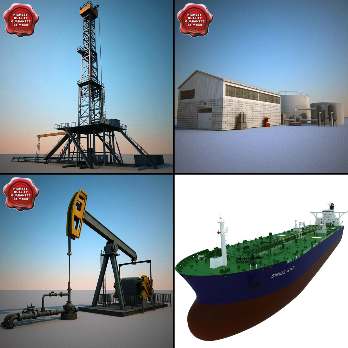 lightwave oil recovery