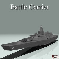 3d battle carrier
