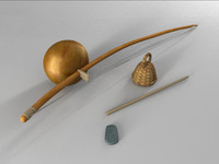 Simple Berimbau