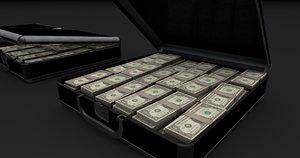 money briefcase 3ds