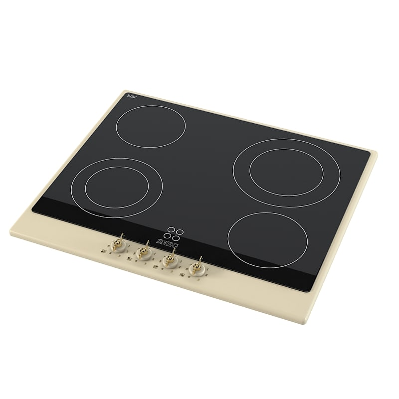 max smeg kitchen cooktop