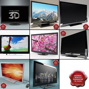 tv v4 3d model