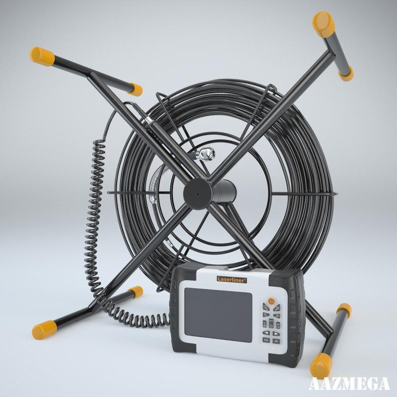 photorealistic video camera control 3d 3ds