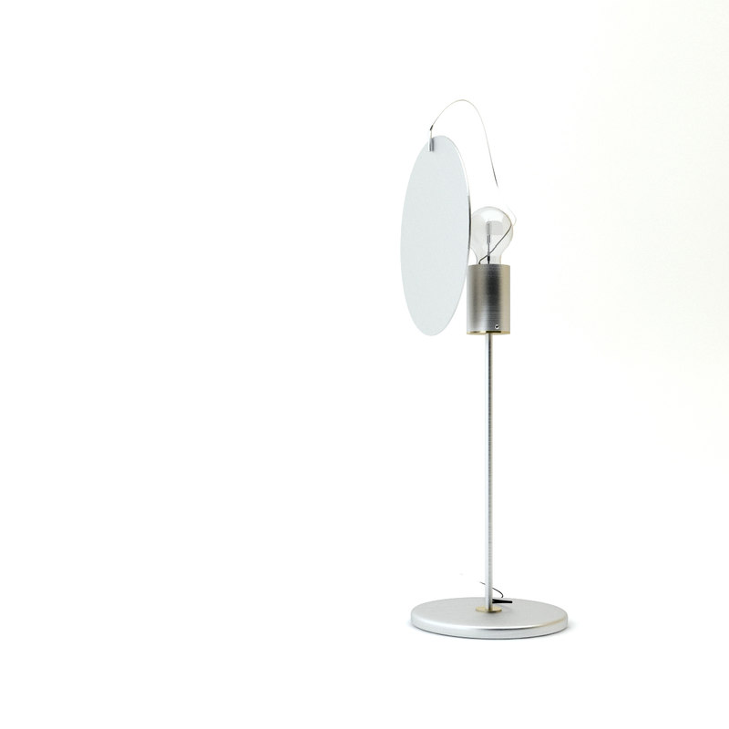 free designed topper lamp 3d model