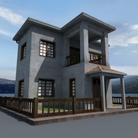 3d house building