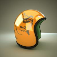 helmet 3d 3ds