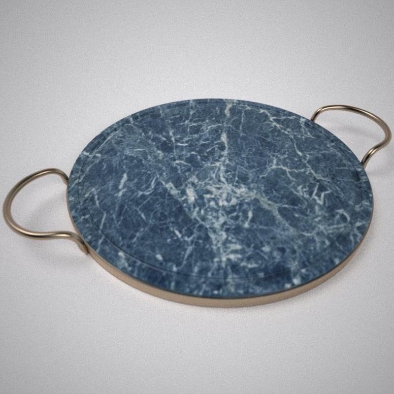 maya soapstone plate