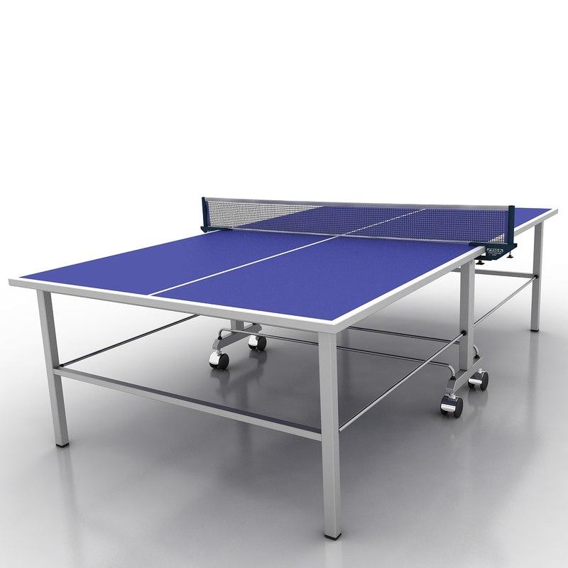 max table ping pong