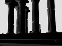 3d realistic architecture model