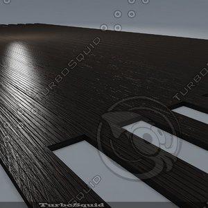 3d model of parquet floor parador outdoor
