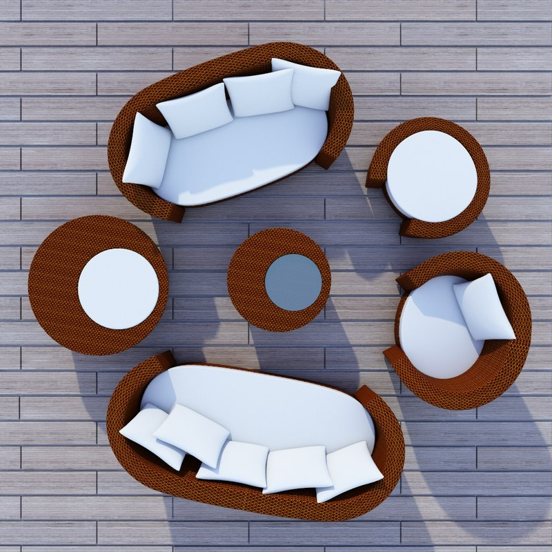 Garden Furniture Top View outdoor furniture top view - webforfreaks