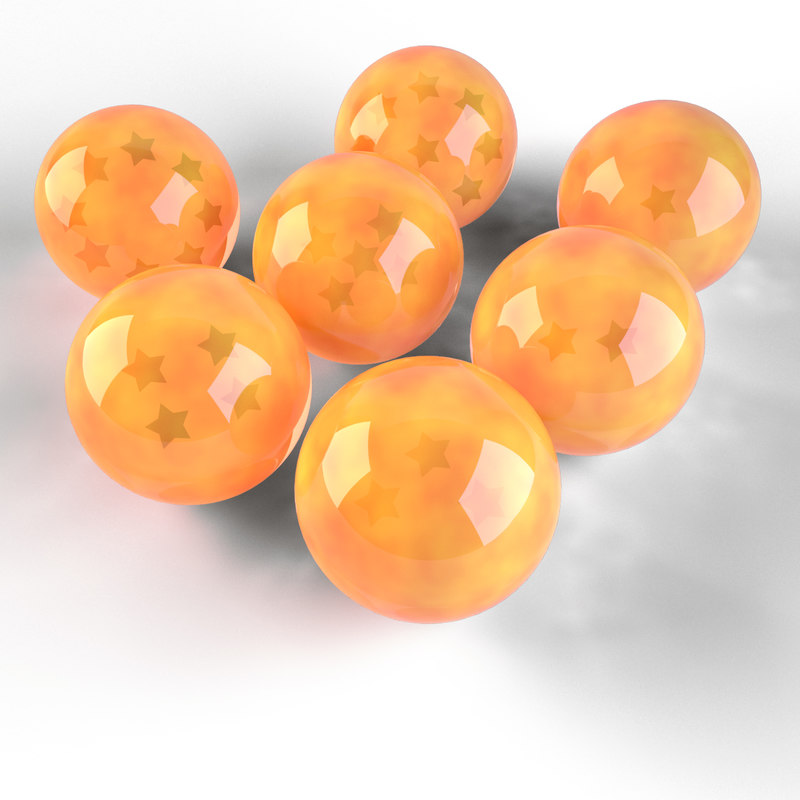 max dragon balls