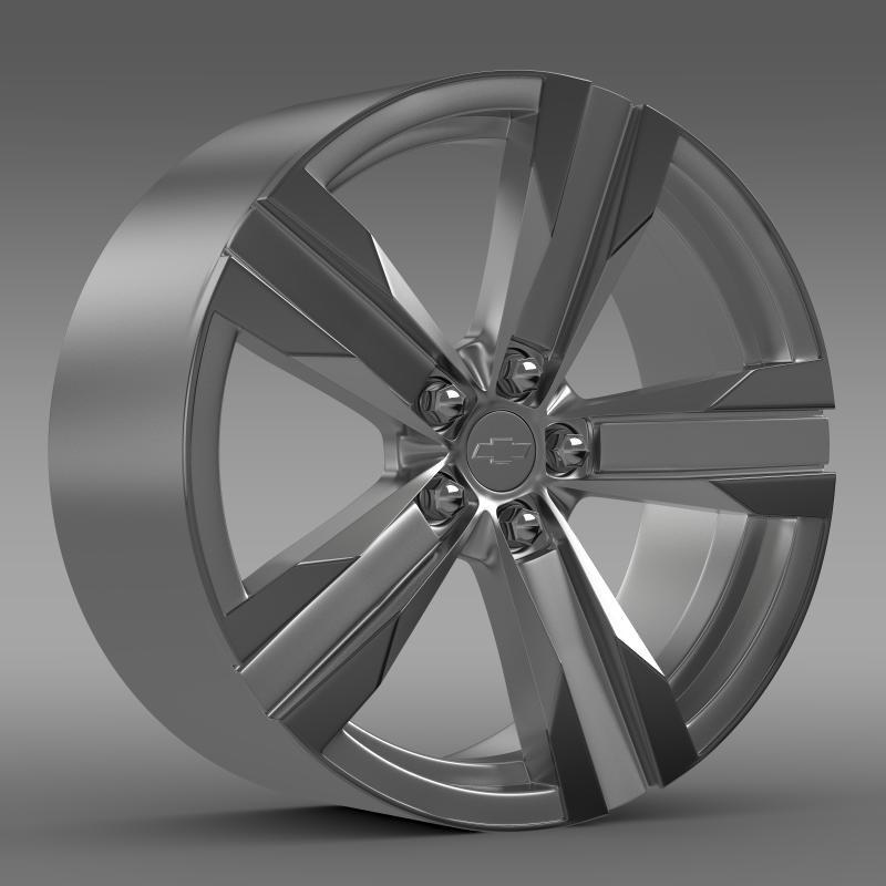 3d parts 2012 model
