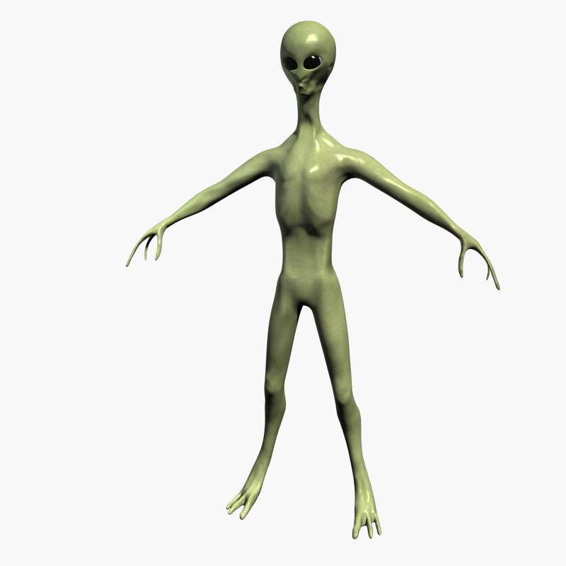 3ds max alien rigging