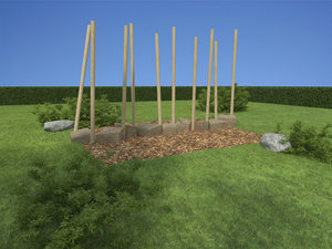 climb toy playgrounds 3d model