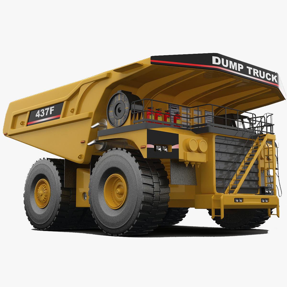 max dump truck