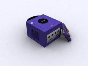 gamecube 3d max