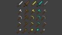 3d model tools minecraft
