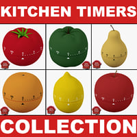 Kitchen Timers Collection