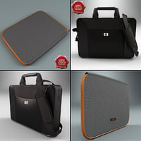 3d model of laptop cases