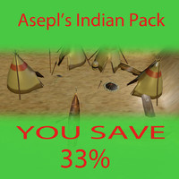 Indian Themed Pack