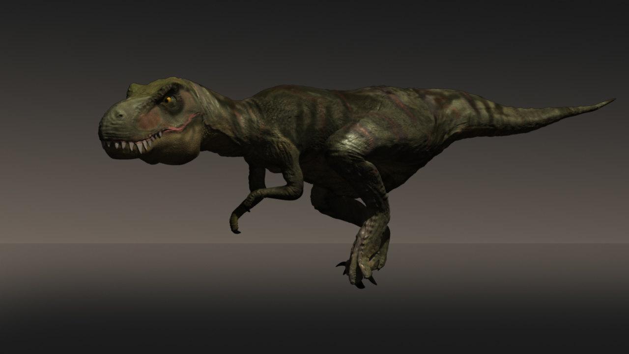 tyrannosaurus rex ma